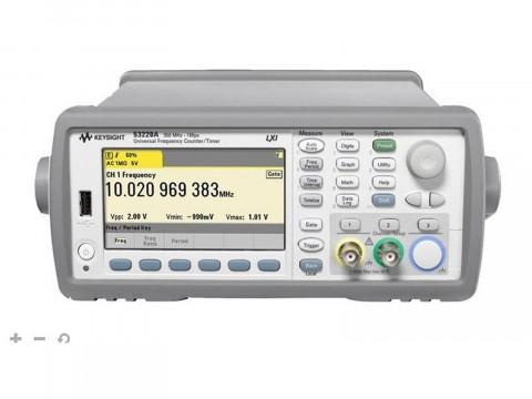 Частотомеры и универсальные частотомеры ВЧ-/СВЧ-диапазона Cерия 53200