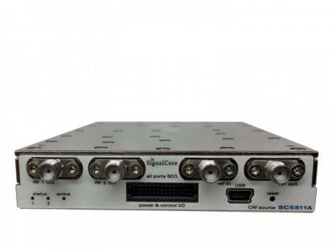 Генераторы сигналов 20 ГГц, управляемые напряжением SC5510A, SC5511A