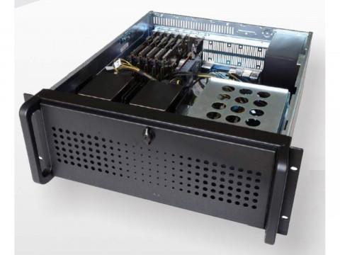Стоечный регистратор и накопитель данных RPX