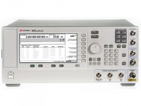 Аналоговый генератор ВЧ-сигналов серии PSG, от 100 кГц до 9 ГГц E8663D