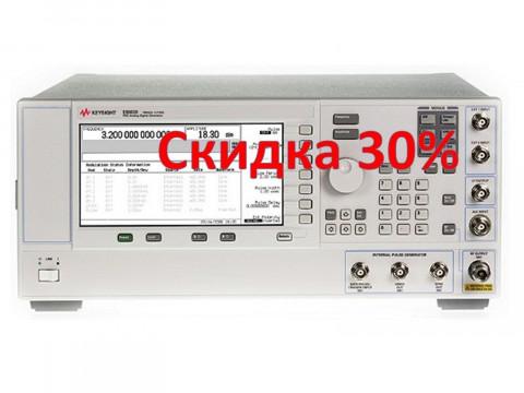 Генератор ВЧ сигналов E8663D