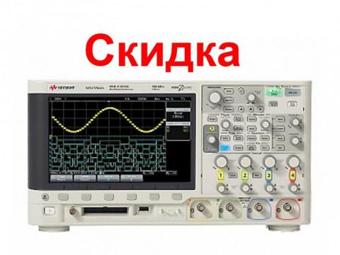 Осциллограф: 200 МГц DSOX2024A