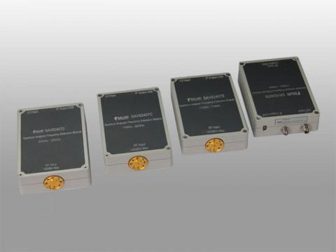 Модули расширения частотного диапазона для анализаторов спектра SAV82407
