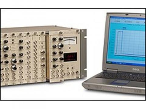 Программное обеспечение для сбора данных модульной системы серии NIM SR272