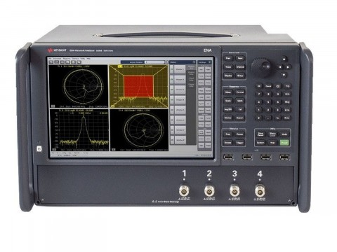 Векторный анализатор цепей серии ENA E5080B