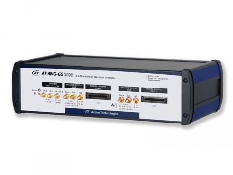 Генератор сигналов произвольной формы AWG-GS2500