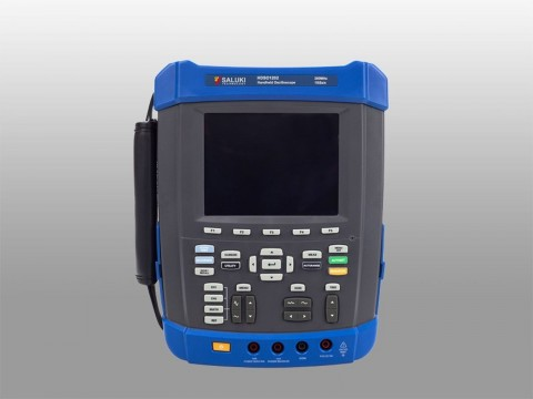 Ручной осциллограф серия HDSO1000