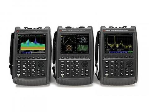 Ручной векторный анализатор цепей серии FieldFox N992хA