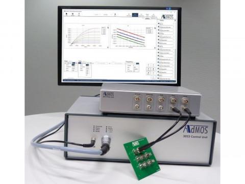 Система измерения мерцающего шума (фликкер-шума) 3002A