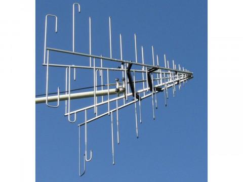 Двухуровневая широкополосная логопериодическая антенна STLP 9128 D special