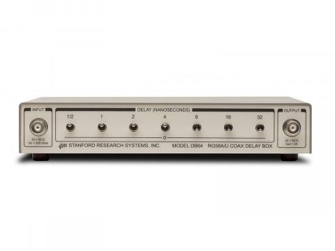 Генератор задержек в коаксиальном кабеле DB64