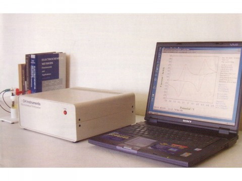 Сканирующий электрохимический микроскоп 920D