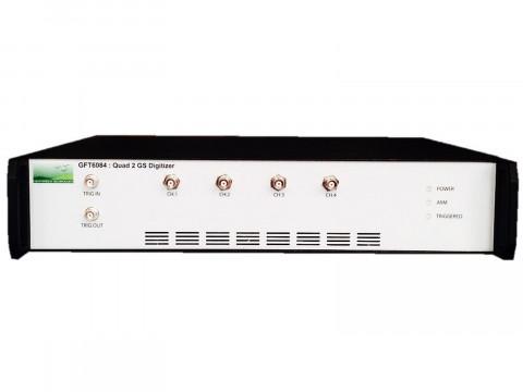 4-канальный оцифровщик (дигитайзер) 2 ГВыб/с или 4 ГВыб/с GFT6084