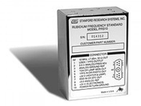 Рубидиевый осциллятор PRS10