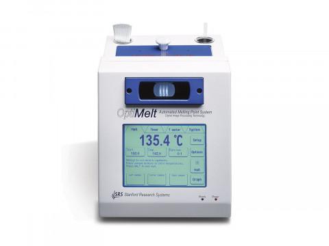 Система для измерения температуры плавления MPA100