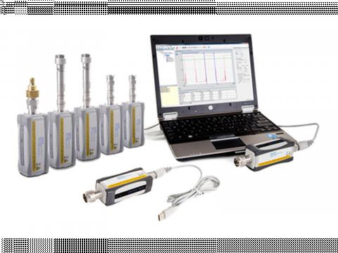 Измерители пиковой и средней мощности с шиной USB или интерфейсом LAN серия U2040X