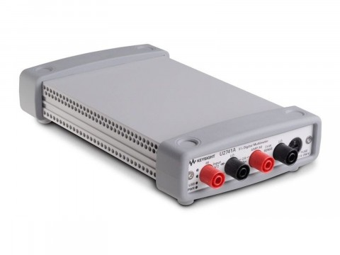 Модульный цифровой 5,5-разрядный мультиметр c шиной USB U2741A