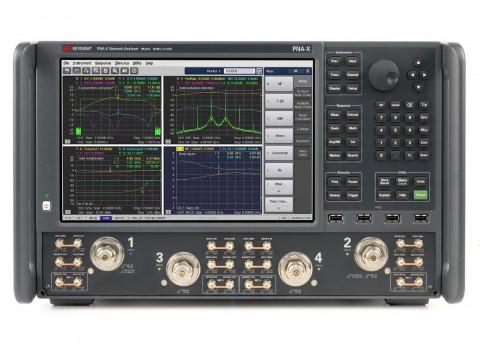 Векторные СВЧ-анализаторы цепей Серия PNA-X N524xB (N5249B, N5241B, N5242B, N5244B, N5245B и N5247B)