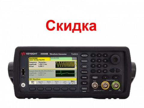 Генератор сигналов, 20 МГц 33511B