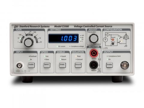 Источник тока управляемый напряжением CS580