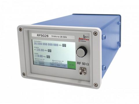 Одноканальный аналоговый генератор сигналов RFSG12
