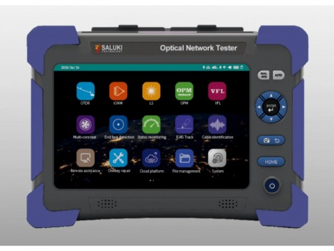 Тестер оптических сетей (4G/WiFi/Bluetooth/GPS/iCloud) S2108