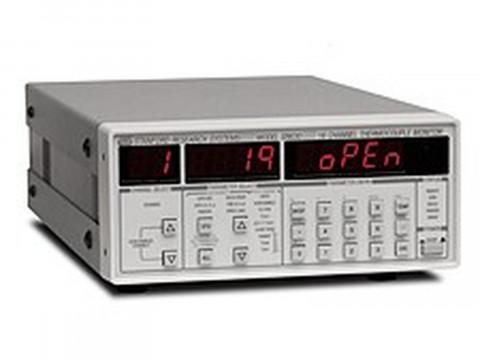 16-канальный монитор для термопар SR630