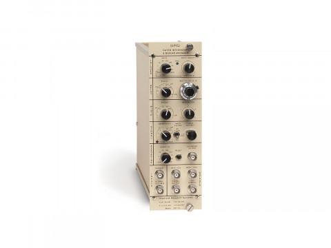 Стробируемый интегратор серии NIM SR250