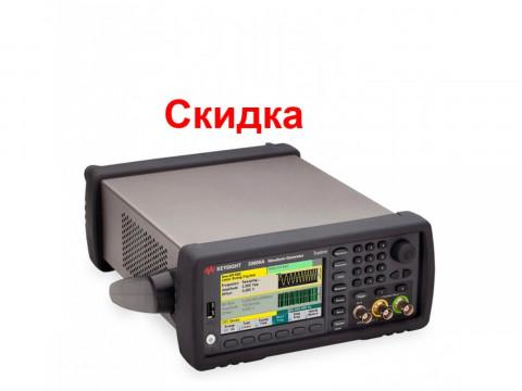 Генератор сигналов Trueform, 120 МГц, 2 канала 33622A