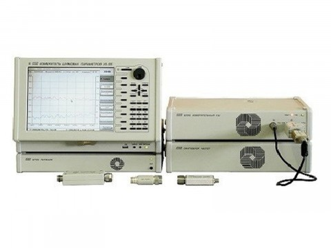 Измеритель шумовых параметров Х5-55