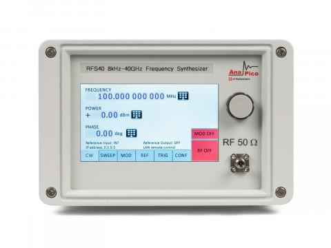 Аналоговый генератор сигналов RFSU40/GPIB