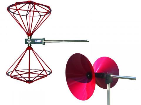 Широкополосная минибиконическая антенна 3180C