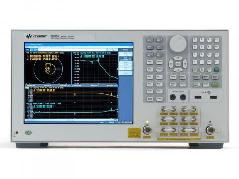 Векторный анализатор цепей серии ENA E5072A