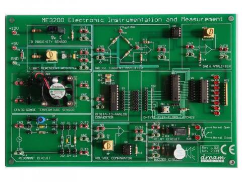 """Обучающий комплект """"Электронные приборы и измерения"""" ME3200"""