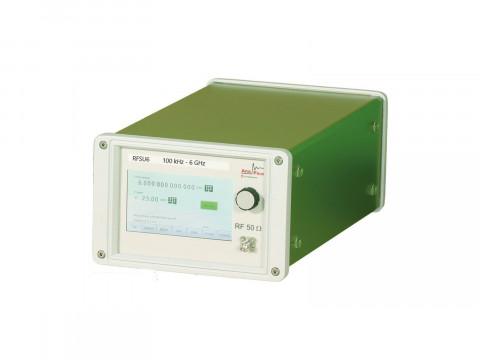 Одноканальный аналоговый генератор сигналов RFSU6