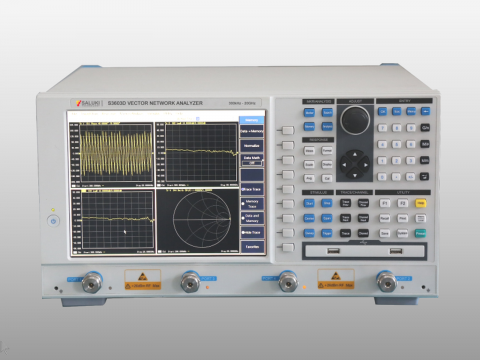 Векторный анализатор сигналов S3603D