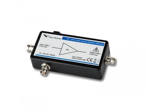 Высоковольтные усилители с питанием от низковольтной сети постоянного тока или батареи WMA-005 и WMA-005LF