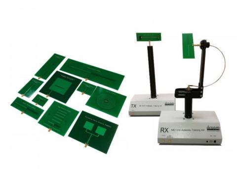 Учебный курс по антеннам и распространению электромагнитных колебаний (3D) ME1310