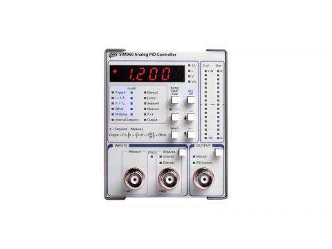 Аналоговый ПИД-контроллер серии SIM SIM960