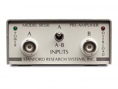 Предусилитель на основе полевых транзисторов SR550