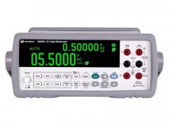 Цифровой 5,5-разрядный мультиметр с двухстрочным OLED-дисплеем 34450A